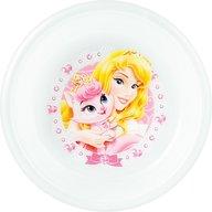 Lulabi - Farfurie adanca plastic Princess Pets