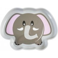 Lulabi - Farfurie plastic Elefant