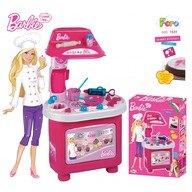 Faro Bucatarie Barbie Cofetaria Vesela