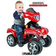 Feber Quad Ferrari