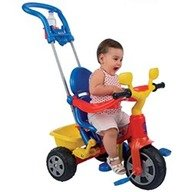 Feber Tricicleta Baby Plus