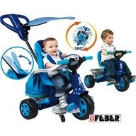 Feber Tricicleta Baby Twist Boy