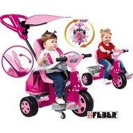Feber Tricicleta Baby Twist Girl