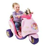 Feber Trimotocicleta Scooty Disney Princess