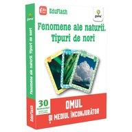 Editura Gama - Fenomene ale naturii. Tipuri de nori