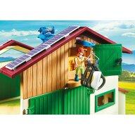 Playmobil - Ferma mare cu siloz