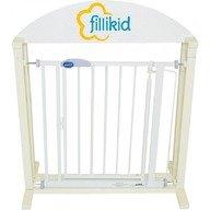 Fillikid Bariera-poarta usa-scari alba cu autoblocare Fillikid