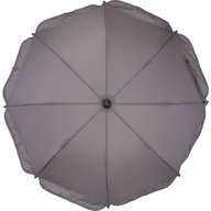 Fillikid - Umbrela pentru carucior 75 cm UV 50+, Grey