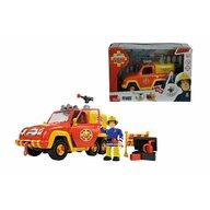 Simba - Masina de pompieri Venus , Pompierul Sam , Cu figurina