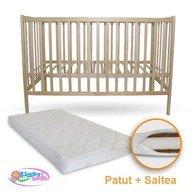 First Smile Patut Izi + Saltea Aloe Vera