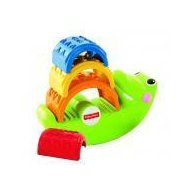 Fisher-Price - Jucarie Crocodilul-Piramida