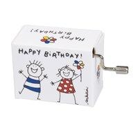 Fridolin - Flasneta Happy Birthday