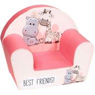 Trade - Fotoliu din burete Best Friends