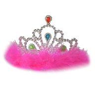 Fries - Accesoriu deghizare Coroana Crazy Pink