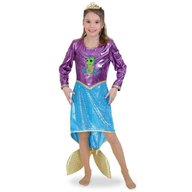 Fries - Costum pentru serbare Sirena Deluxe 128 cm