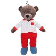 Fun House - Jucarie din plus pentru depozitarea pijamalutelor Micul Urs Brun