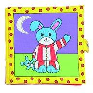 Galt - Large Soft Book Carticica moale Bunny's Bedtime
