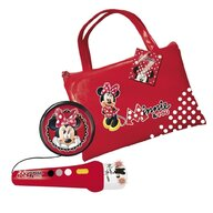 Reig Musicales - Geanta cu microfon si amplificator, Minnie Mouse