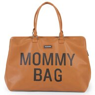 Childhome - Geanta pentru  mamici Mommy Bag , Din piele ecologica, Maro
