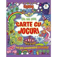 Corint - Cea mai cool carte cu jocuri - Genial!