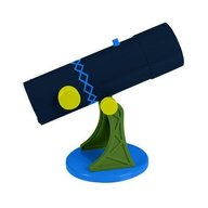 Educational Insights - Telescop tip proiector Geosafari