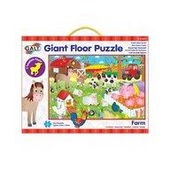 Galt - Giant floor puzzle Ferma 30 piese