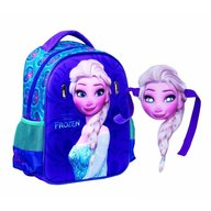 Giovas - Ghiozdan gradinita Elsa frozen 3d