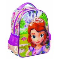 Giovas - Ghiozdan gradinita Sofia the first - ready for fun