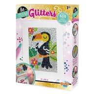 Buki France - Set creativ Glitters, Tucan