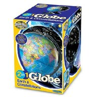 Brainstorm - Glob 2 in 1 - Pamantul si constelatiile
