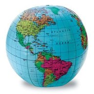 Learning Resources - Glob pamantesc gonflabil fara lumina