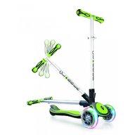 Globber - Trotineta Elite lights wheels, Verde