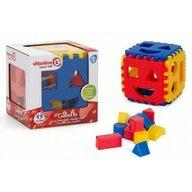 Globo Jucarie cub cu sortator forme
