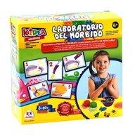 Globo KiDEA Set creativ propria plastilina 3 culori 80 grame