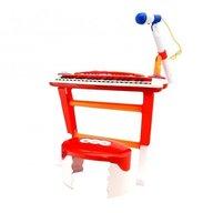 Globo Orga muzicala cu microfon 37 taste si 8 ritmuri muzicale cu scaunel inclus