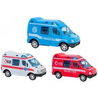Globo Scuderia - Masina securitate pentru copii
