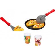 Globo Set pizza pentru copii cu accesorii Globo