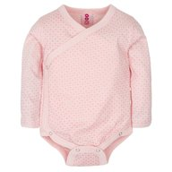 Gmini Body cu maneca lunga Basic Extra Pink Hears
