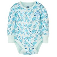 Gmini Body cu maneca lunga Blue Fox