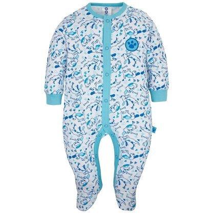 Gmini Salopeta pentru bebelusi Prima Blue