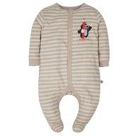 Gmini Salopeta pentru bebelusi Stripes and Pencils