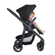 Graco - Carucior Evo II ts Black, Grey