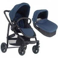 Graco Carucior Evo  2 in 1 - Navy