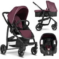 Graco Carucior Evo 3 in 1 - Plum
