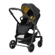 Graco - Carucior Evo II ts Gray, Yellow