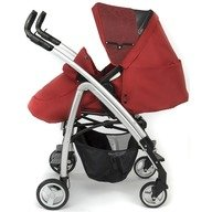 Graco Carucior Fusio Chilli Red