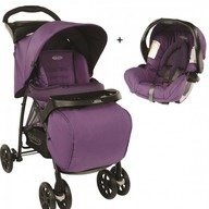 Graco Carucior Mirage+ TS 2 in 1 Blackberry Spring
