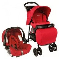 Graco Carucior Mirage+ TS 2 in 1 Tomato