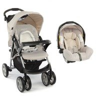 Graco Carucior Ultima + TS 2 in 1