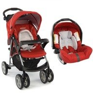 Graco Carucior Ultima + TS Chilli Red